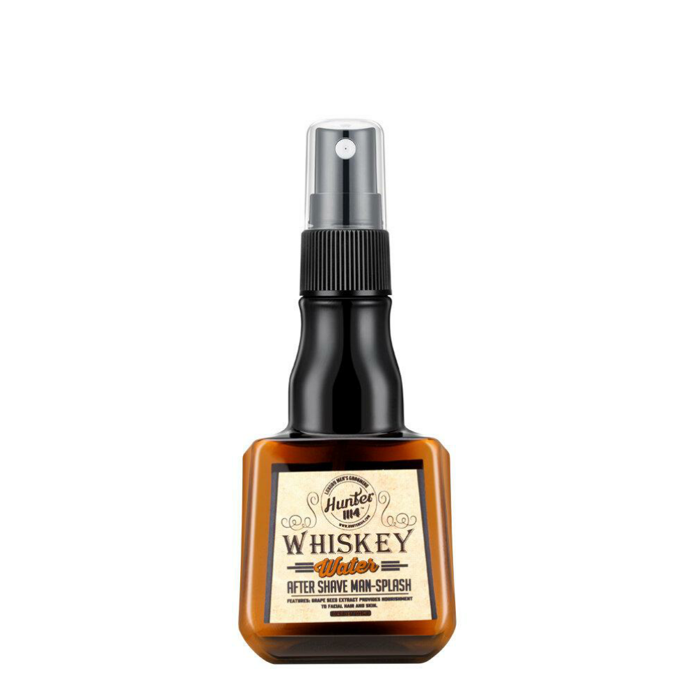 Hunter Whisky Water After Shave Man Splash