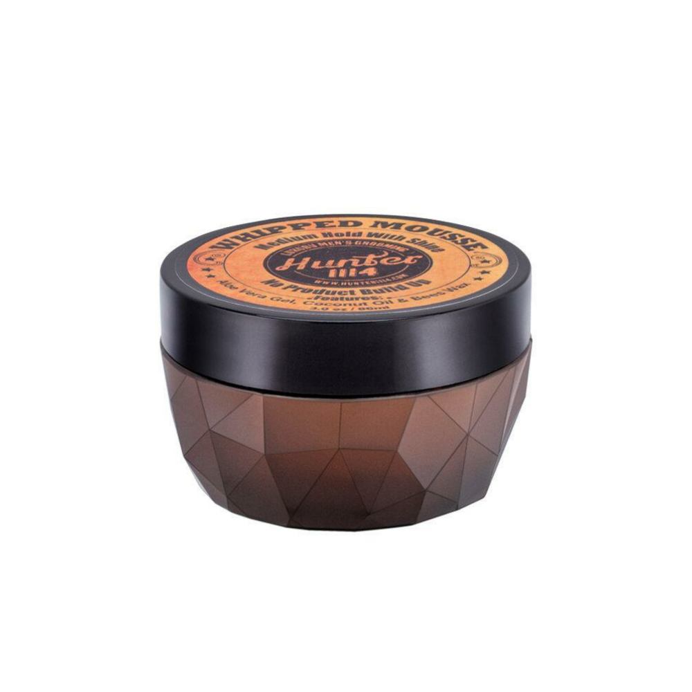 Hunter Whipped Mousse Medium Hold With Shine