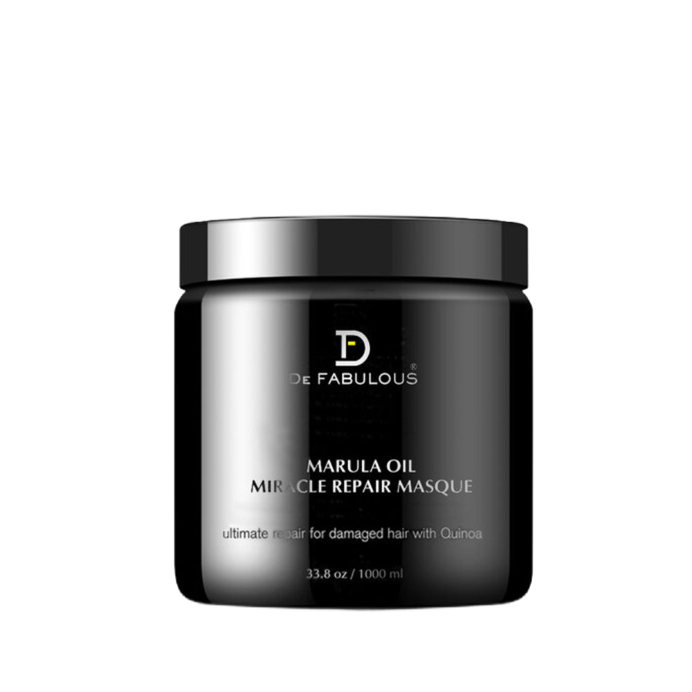 De Fabulous Marula Oil Miracle Repair Masque
