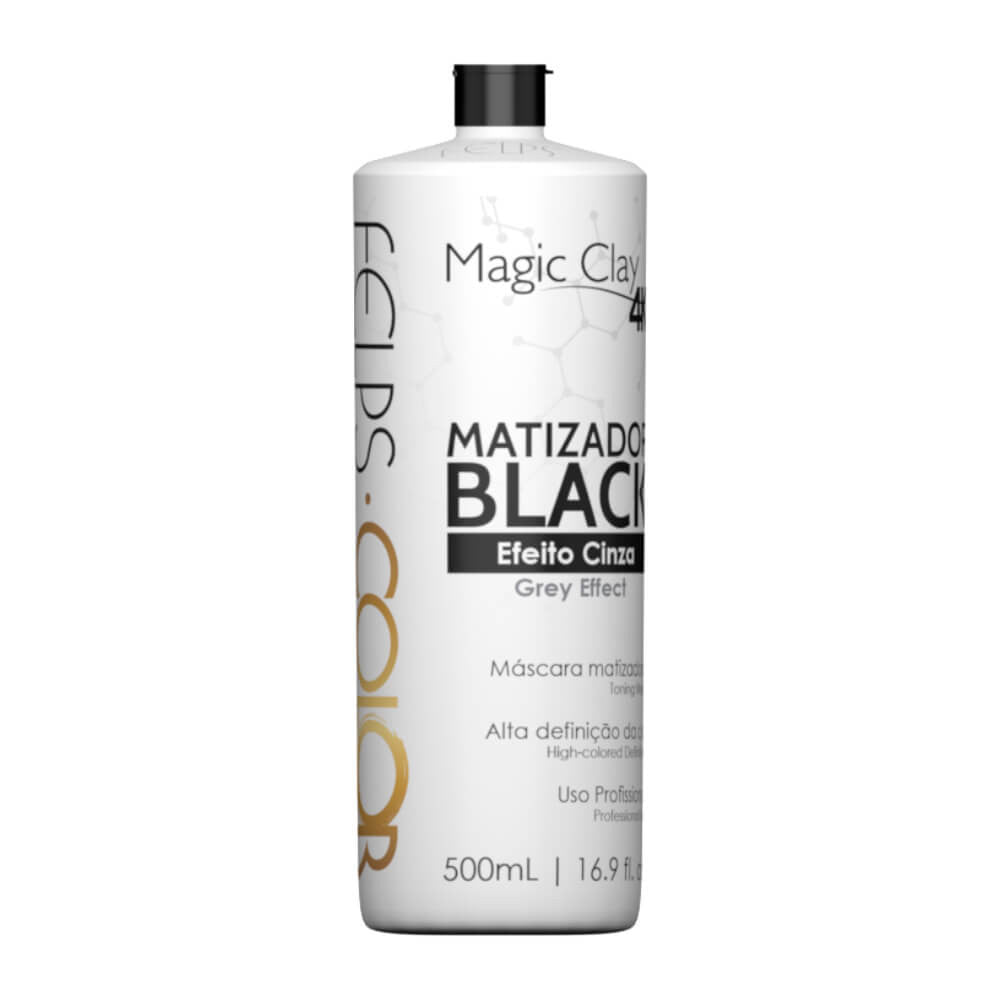 Felps Magic Clay 4K Black Toner