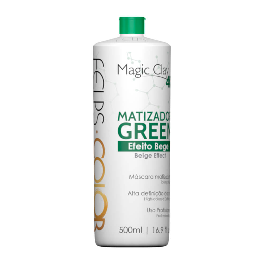 Felps Magic Clay 4K Green Toner