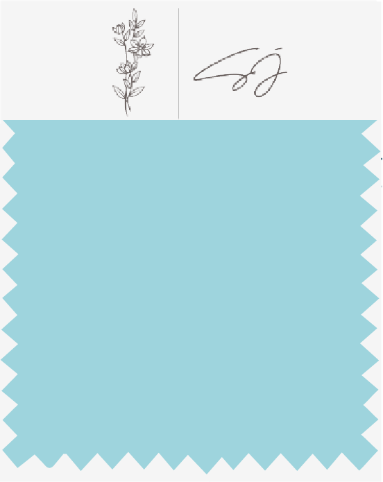 SKY BLUE SOFT LUSTRE SWATCH