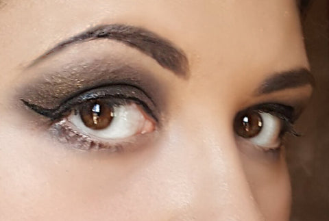 Inked & Burned Mineral Shadow + Liner
