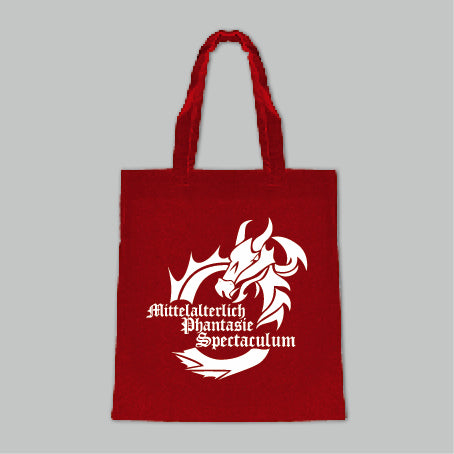 Stofftasche rot