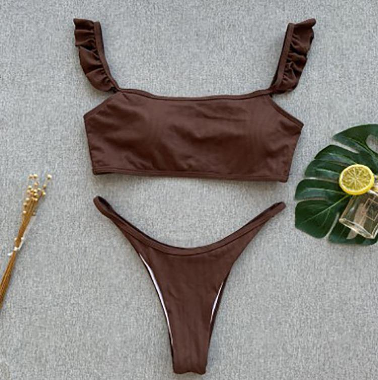 off shoulder bikini - The Woman Concept