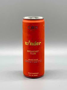 Wnder CBD Seltzer- Breakfast Club
