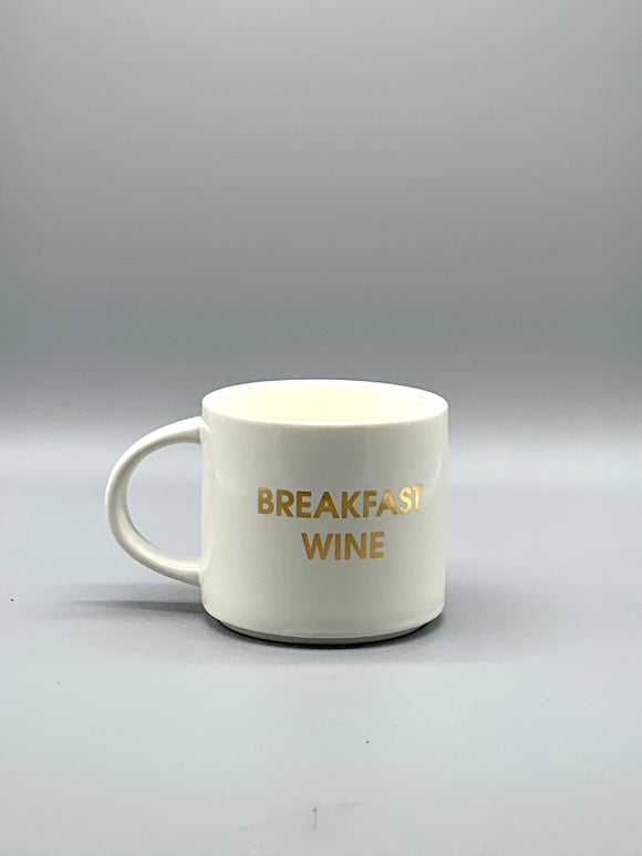 Breakfast Wine Mug
