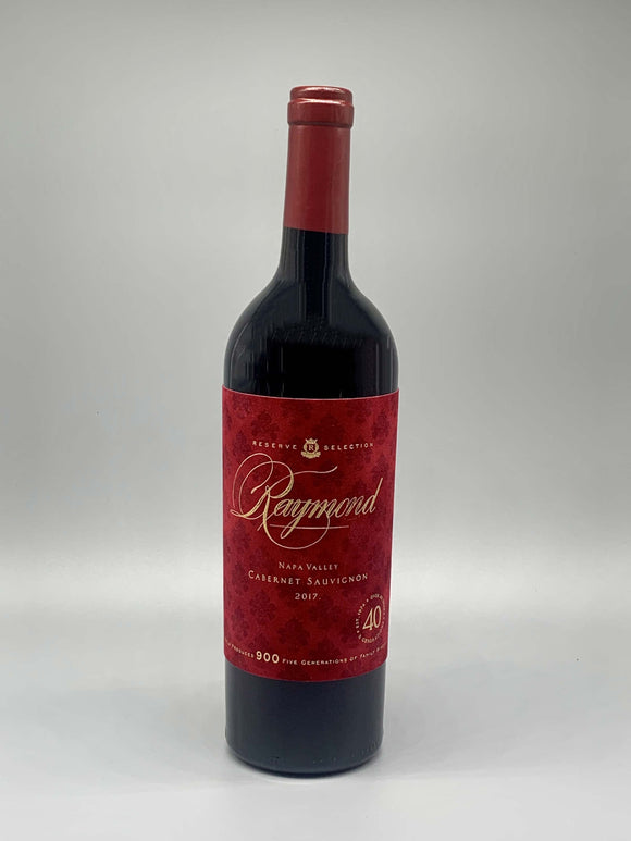 Raymond Reserve Selection 40th Anniversary