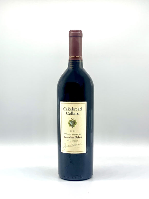 Cakebread Cellars Benchland Select