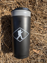 Load image into Gallery viewer, French press travel coffee maker for Bold Bigfoot Camp Coffee