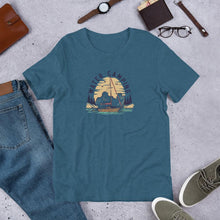 Load image into Gallery viewer, Water Camping-Boat-Short-Sleeve Unisex T-Shirt