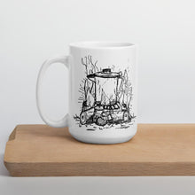 Load image into Gallery viewer, Rustic Percolator Mug