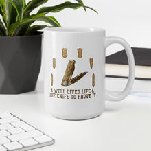 Load image into Gallery viewer, Slipjoint-Well Lived Life-Mug