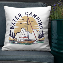 Load image into Gallery viewer, Water Camping Boat- Premium Pillow