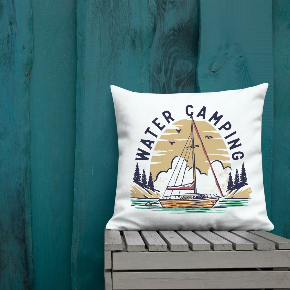 Water Camping Boat- Premium Pillow