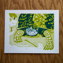 Load image into Gallery viewer, Turtle Screen Print
