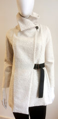 The Fitted Jacket ~ Cream and Sequins