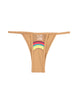 TASTE THE RAINBOW BIKINI BOTTOMS