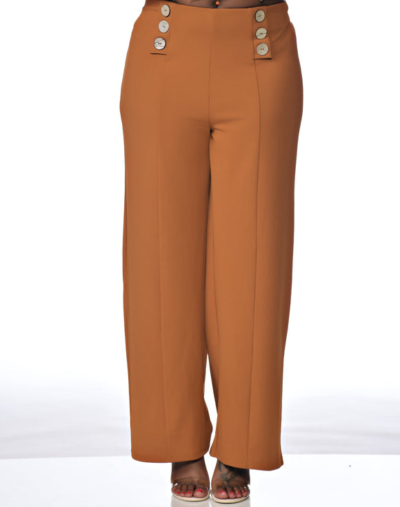 Brown Slacks