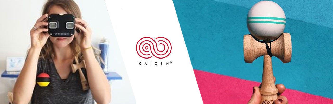 Kendama USA Kaizen Kendamas Collection 2019