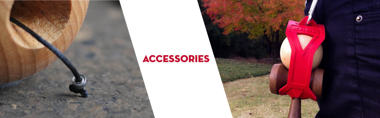 Kendama USA Accessories Collection Banner