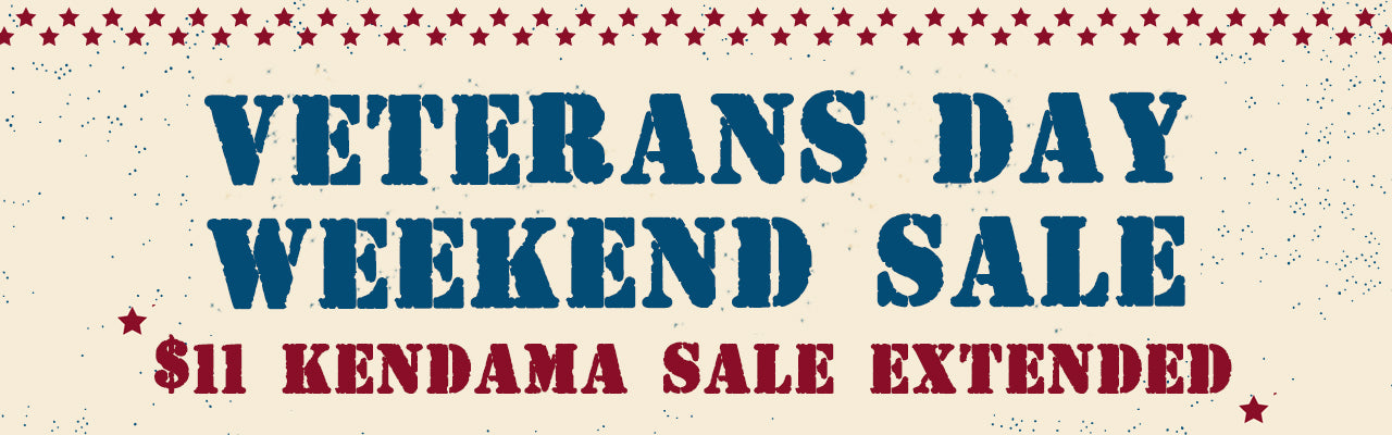 Kendama USA Veterans Day Sale Extended
