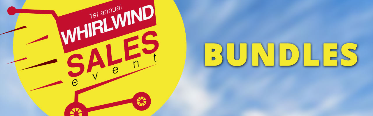 Kendama USA Whirlwind Sales Event Bundles Collection Banner
