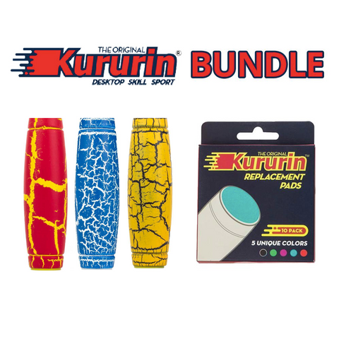 Kururin - 3 Pack Bundle