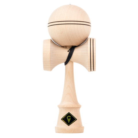 Craft Kendama | Slim Shape | Yellow Birch