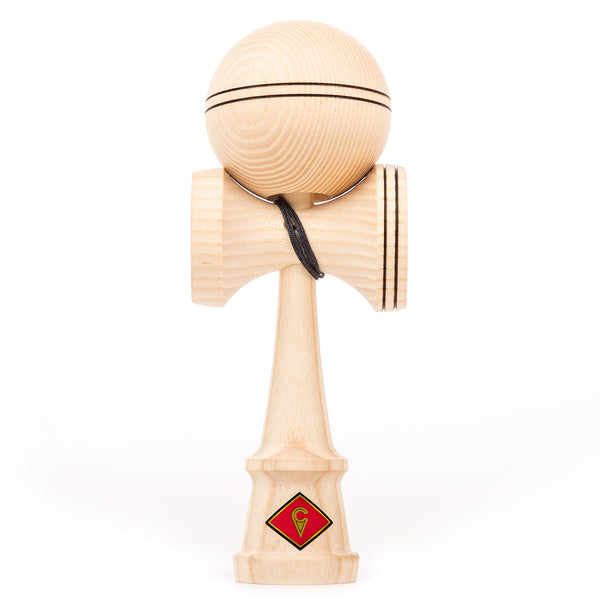 Craft Kendama | Shift Shape | White Ash