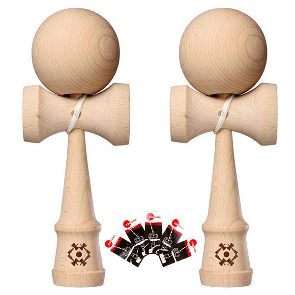 Tribute Kendama - Jumbo - 2 Pack