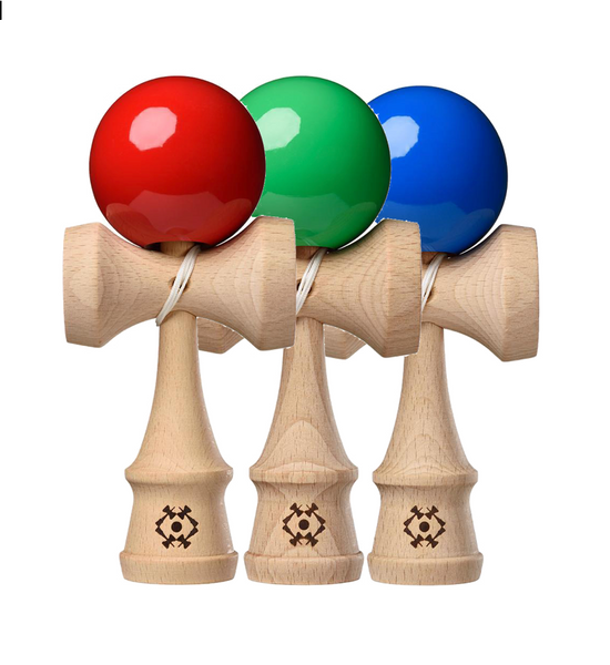 Tribute Mini Kendamas - Triplet Bundle - RGB