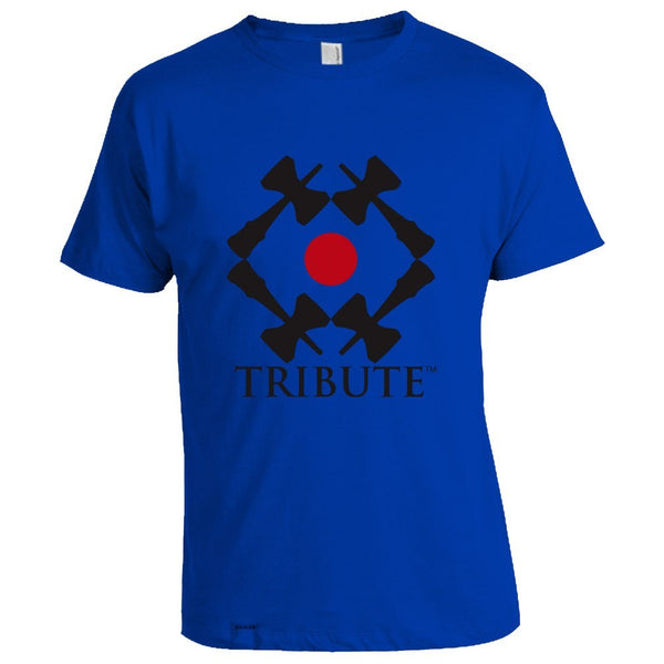Tribute Logo T-Shirt - Royal Blue