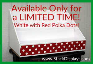 Holiday Themed Stack Displays Now Available