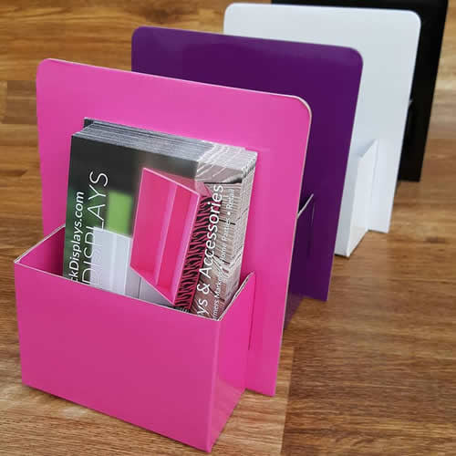 NEW Brochure Holders from Stack Displays!