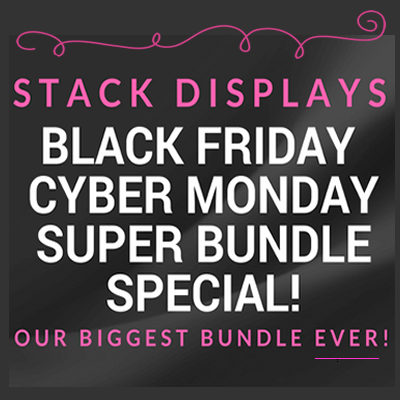 Stack Displays Black Friday Cyber Monday Deals
