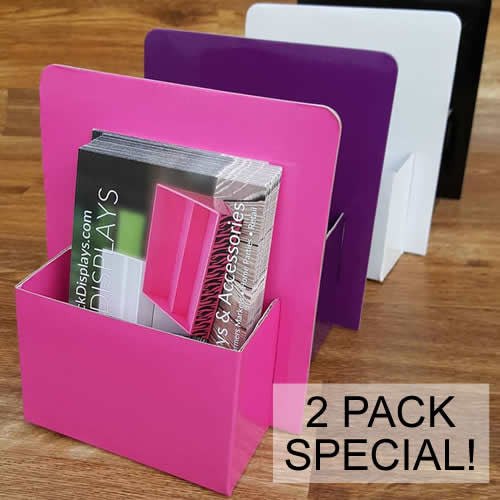 Stack Displays Brochure Holders