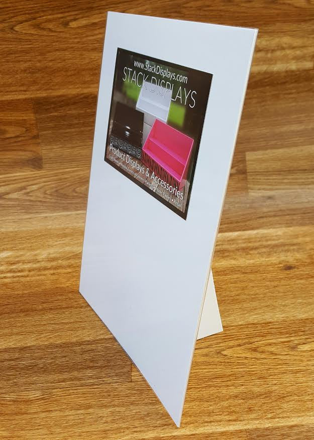 Sign Holder - Standing Easel