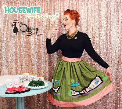 Housewife Holiday Collection