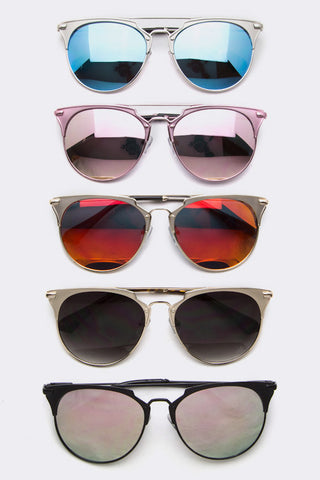 Dita Cat Eye Sunglasses