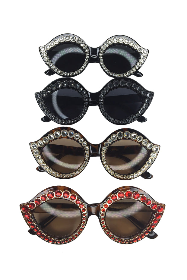 Ziggy Cat Eye Sunglasses