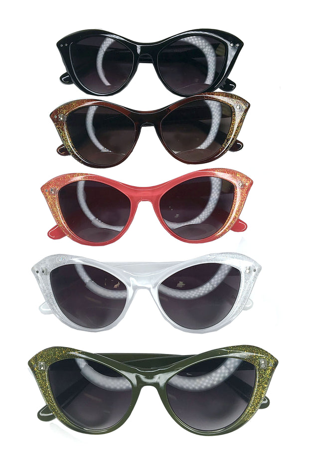 Loren Cat Eye Sunglasses
