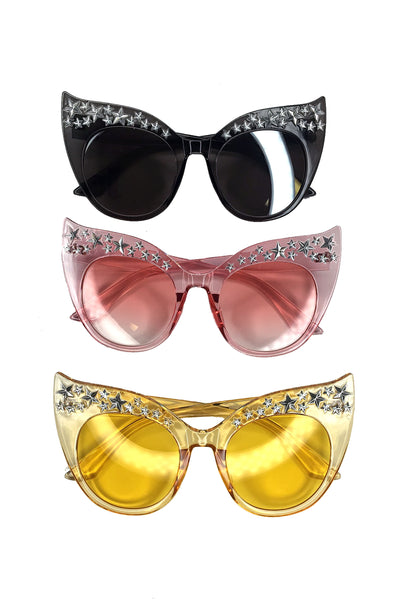 Estelle Cat Eye Sunglasses