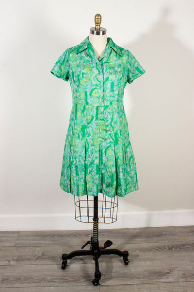 Four Season's Vintage Dress (1644606455863)