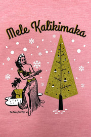 Mele Kalikimaka Ladies T-Shirt - 2019