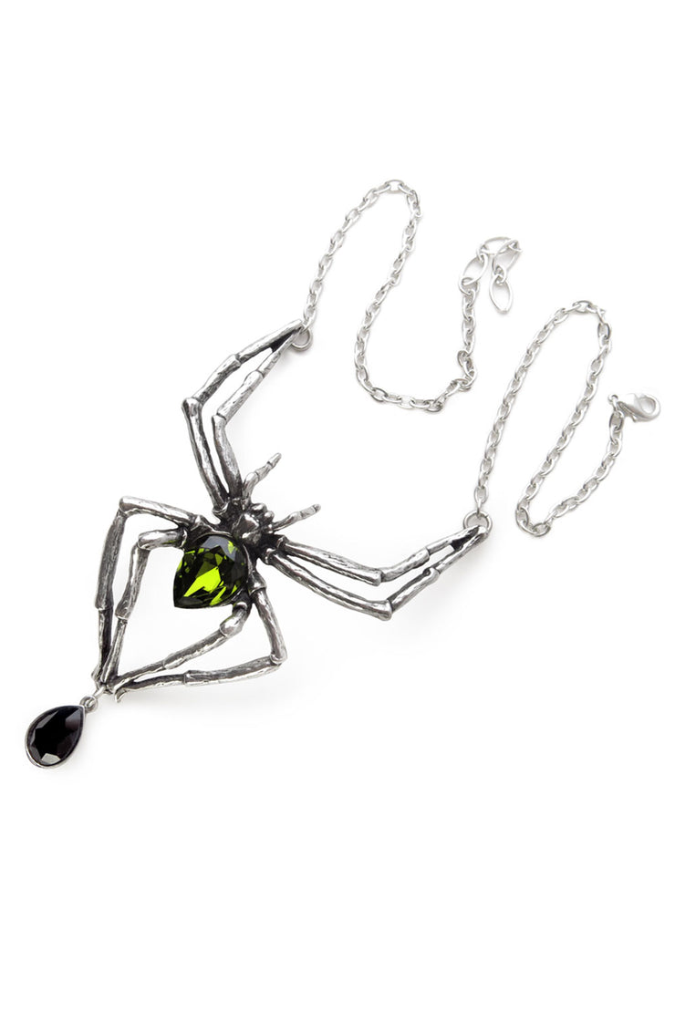 Venom Spider Necklace