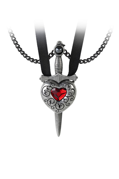 Love is King Double Necklace