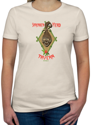 Shrunken Head Tavern Ladies Fitted T