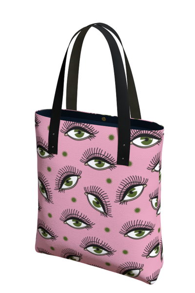Eye See You Tote Bag - The Oblong Box Shop