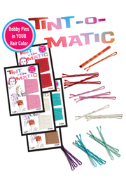 Tint-O-Matic Colored Bobby Pins